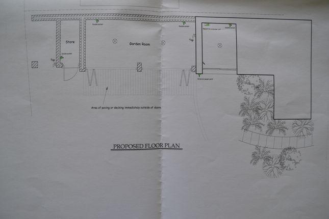 Garden Room Plans