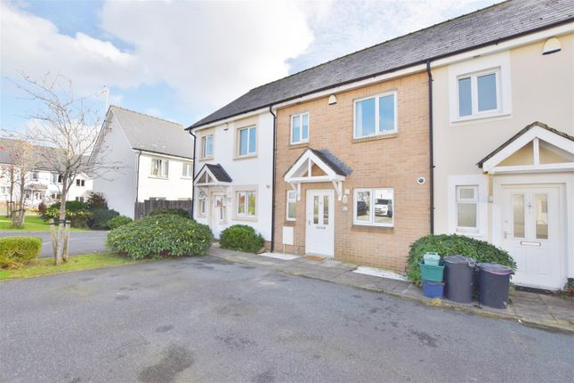 2 bed terraced house to rent in Tudor Way, Haverfordwest SA61