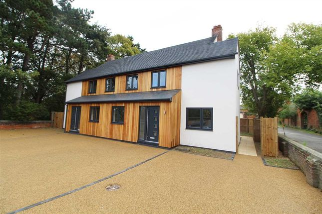 Thumbnail Semi-detached house for sale in Mayflower Mews, New Road, Mistley, Manningtree