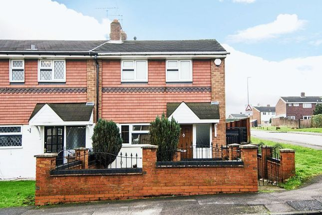 Thumbnail Property for sale in Telford Road, Beechdale, Walsall