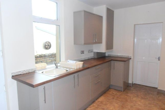 Thumbnail Terraced house to rent in Jubilee Road, Aberdare