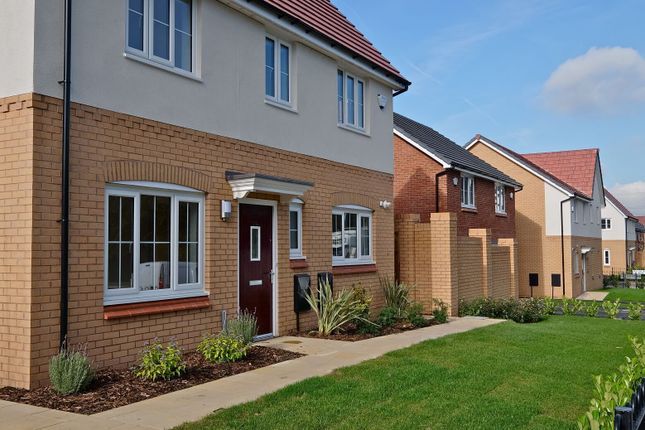 Thumbnail Semi-detached house to rent in Oleander Way, Liverpool, Merseyside