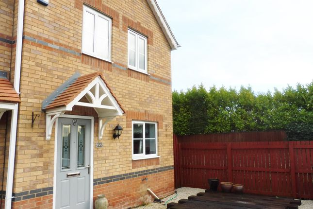 Front View of Annie Senior Gardens, Bolton Upon Dearne S63