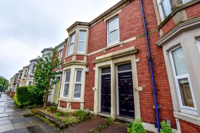 Thumbnail Flat for sale in Forsyth Road, Newcastle Upon Tyne, Tyne And Wear