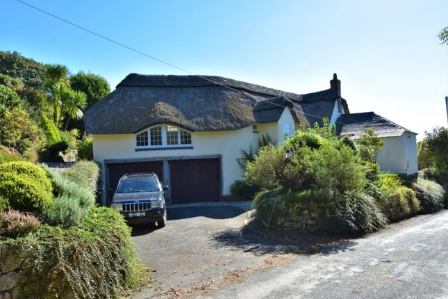 Thumbnail Cottage for sale in Trevilla, Feock