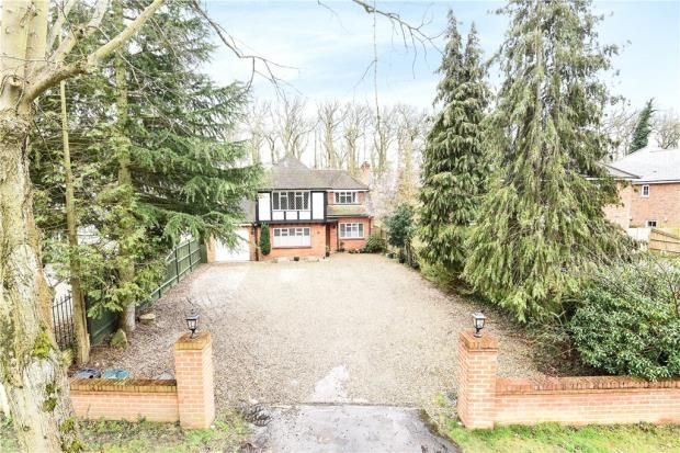 4 bed detached house for sale in West Drive, Sonning, Reading