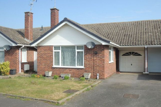 Thumbnail Semi-detached bungalow for sale in Turpins Close, Clacton-On-Sea