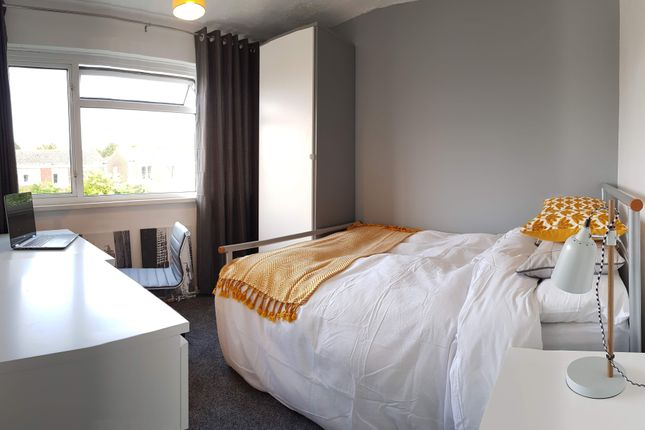 Thumbnail End terrace house to rent in Clement Close, Canterbury