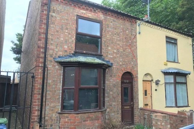 Thumbnail Semi-detached house for sale in 12 St. Peters Road, Wisbech, Cambridgeshire
