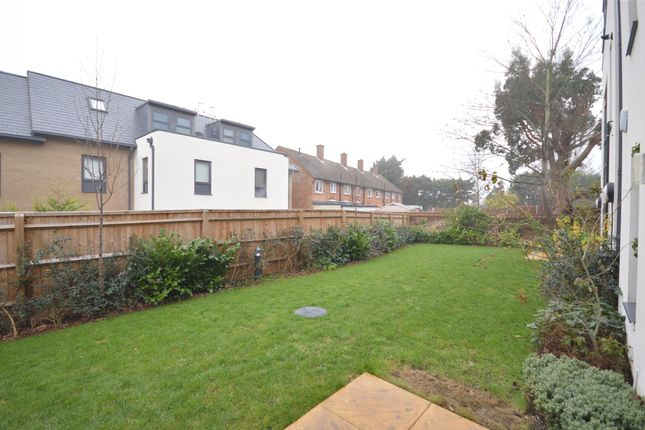 Garden of Central Road, Morden, Surrey SM4