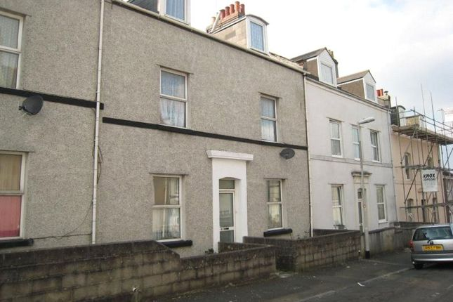 Thumbnail Terraced house for sale in Charlotte Street, Plymouth, Devon
