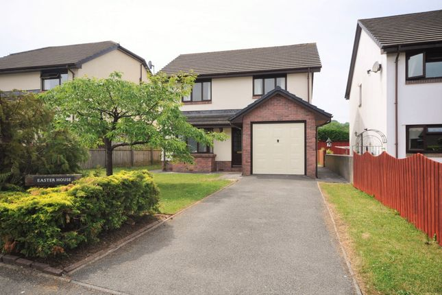 Thumbnail Detached house for sale in Easter House, 20 Trevaughan Lodge Road, Whitland