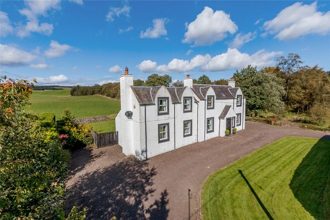 Thumbnail Detached house for sale in Cromlix, Dunblane, Perthshire