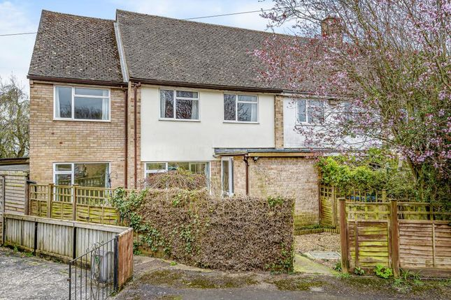 Semi-detached house for sale in Witney, Oxfordshire