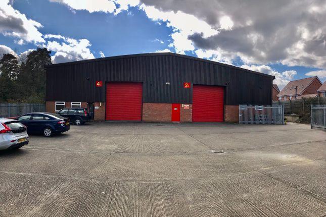 Thumbnail Industrial to let in Beaver Industrial Estate, Midhurst Road, Liphook