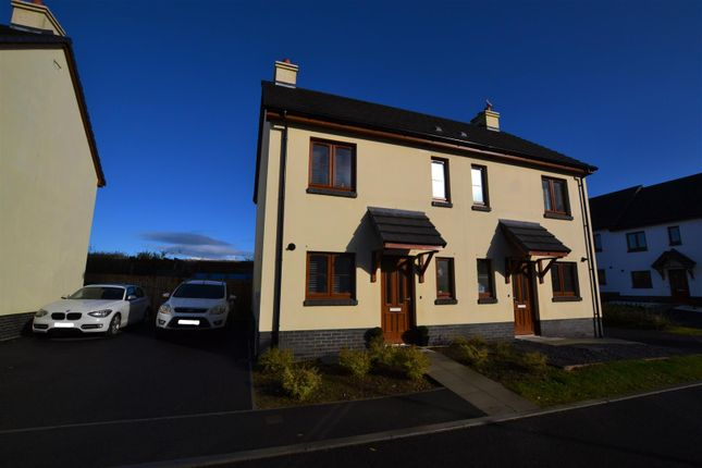 2 bed semi-detached house for sale in Newton Heights, Kilgetty SA68