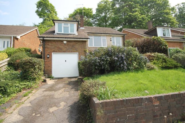 Thumbnail Detached bungalow to rent in Sandhurst Road, Tunbridge Wells