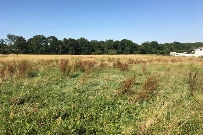 Thumbnail Land for sale in Allington Lane, Eastleigh, Hampshire SO50,