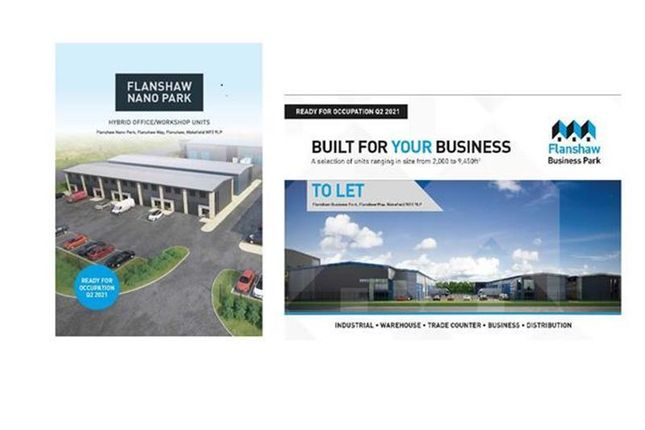 Thumbnail Industrial to let in Flanshaw Way, Wakefield