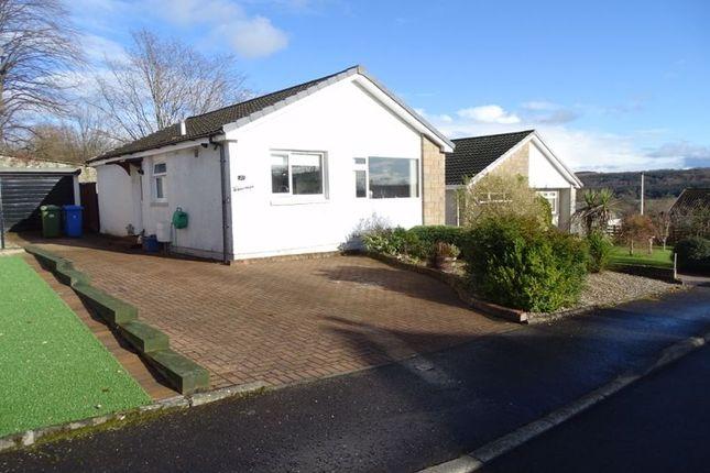 Thumbnail Detached bungalow for sale in Heathwood Crescent, Tillicoultry