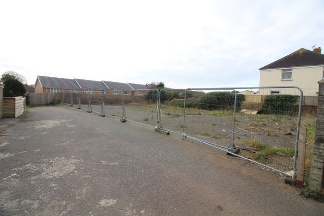 Thumbnail Land for sale in Harbour Way, Hakin, Milford Haven, Pembrokeshire.