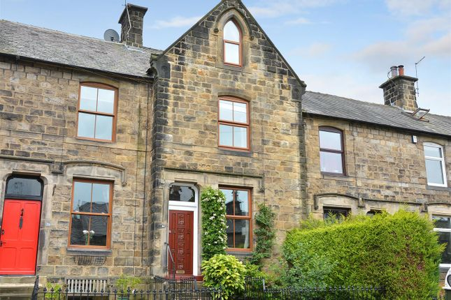 Thumbnail Terraced house for sale in Ilkley Road, Otley, Leeds
