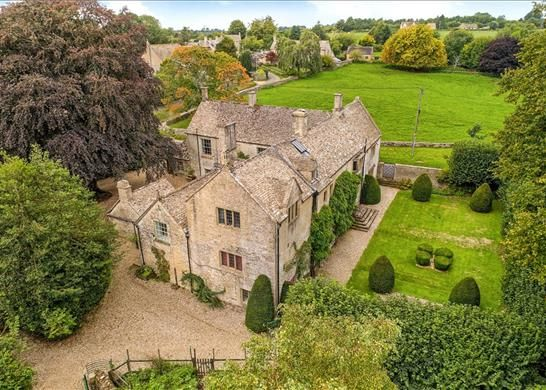 Thumbnail Detached house for sale in Brimpsfield, Gloucester, Gloucestershire