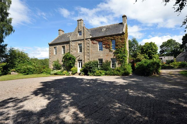 Thumbnail Detached house for sale in Mains Of Burgie Cottages, Forres