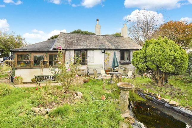 Thumbnail Detached bungalow for sale in Drunken Bridge Hill, Plympton, Plymouth, Devon