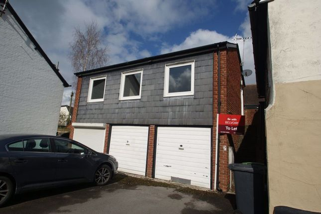 Thumbnail Flat to rent in Winchester Street, Whitchurch