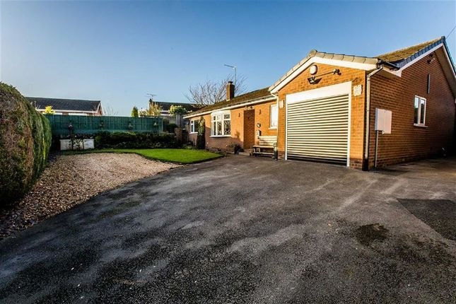 Thumbnail Detached bungalow for sale in Millstone Edge, Cheddleton, Cheddleton