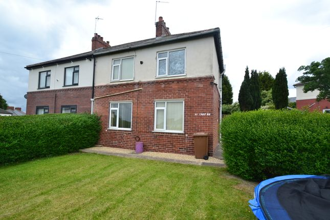 3 bed semi-detached house to rent in Camp Road, South Kirkby, Pontefract WF9