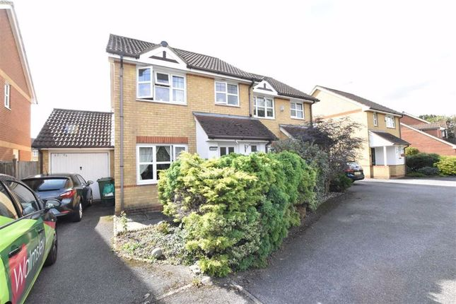 Thumbnail Semi-detached house to rent in Morton Place, Theale, Reading