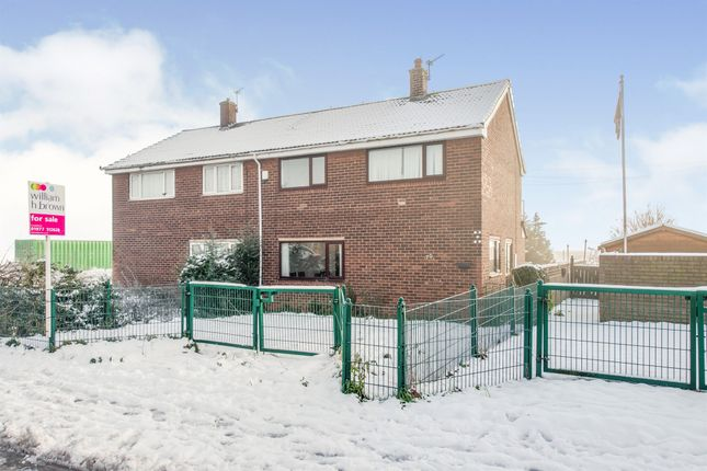 4 bed semi-detached house for sale in Windermere Drive, Knottingley WF11