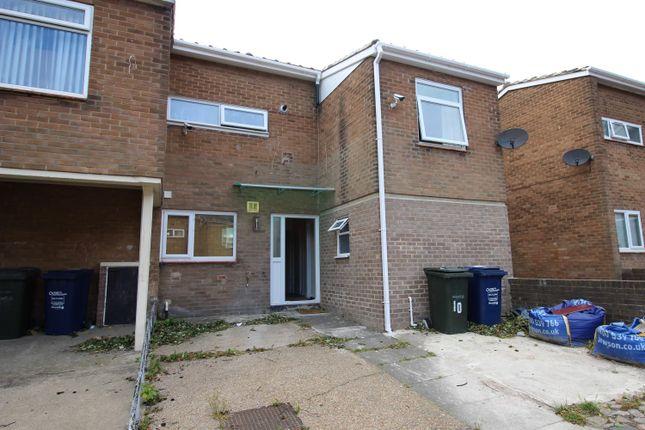 Thumbnail Flat to rent in Vallum Way, Newcastle Upon Tyne