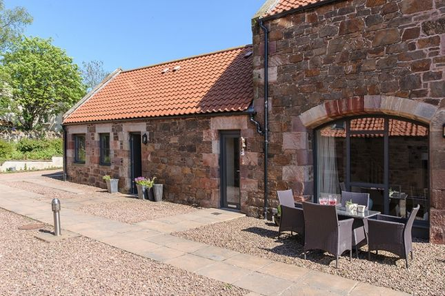 Thumbnail End terrace house for sale in Camptoun Steading, Camptoun, North Berwick