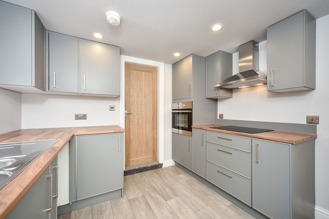 Thumbnail End terrace house to rent in Rensburg Street, Hull