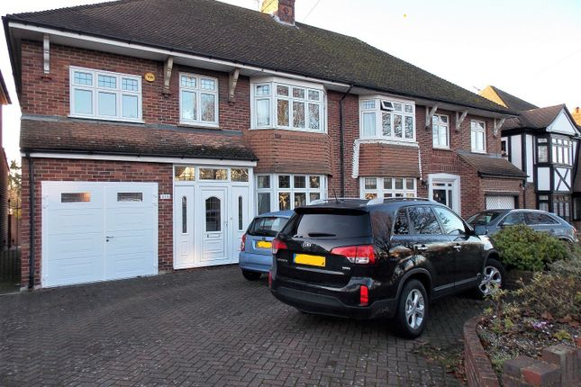 Semi-detached house for sale in City Way, Rochester