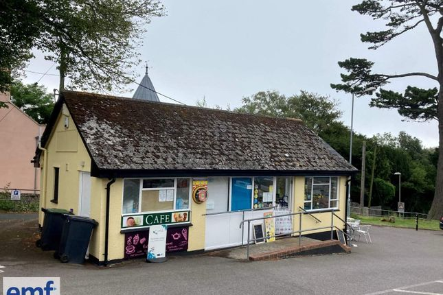Thumbnail Restaurant/cafe for sale in Lyme Regis, Dorset