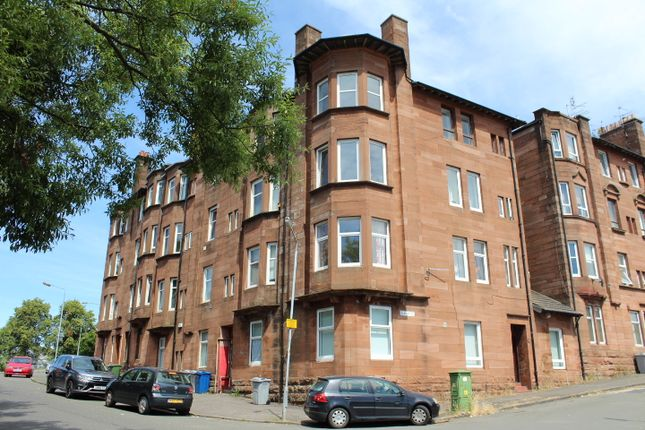 Thumbnail Flat to rent in Lenzie Street, Springburn