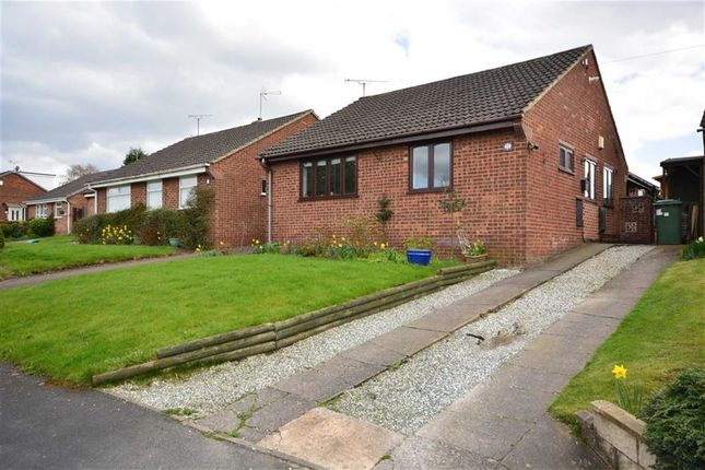 Thumbnail Detached bungalow for sale in Pippin Hill, Denby Village, Ripley