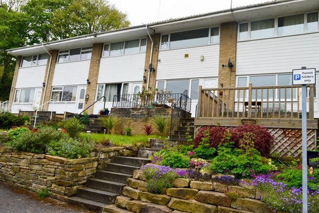 Thumbnail Town house for sale in Meltham Road, Armitage Bridge, Huddersfield