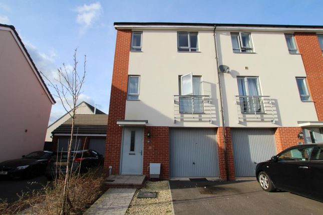 Thumbnail Property to rent in Great Copsie Way, Bristol