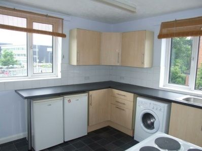 Thumbnail Flat to rent in Flat 3, 5, Meadow Road, Beeston