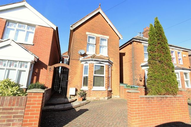 Thumbnail Detached house for sale in Jameson Road, Southampton