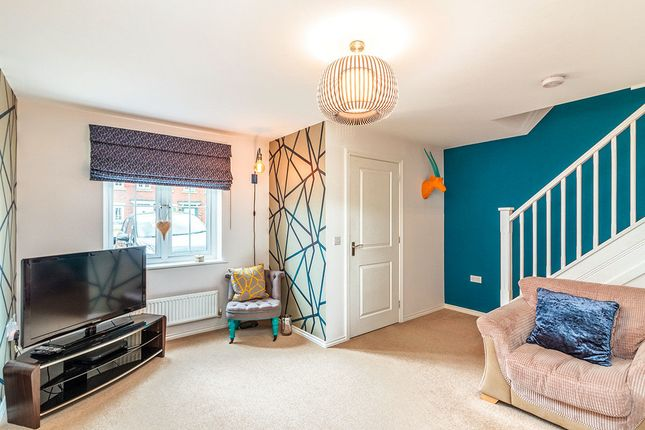 Thumbnail Terraced house for sale in Woodlands Chase, Rotherham