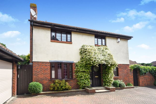 Thumbnail Detached house for sale in Millson Bank, Springfield, Chelmsford