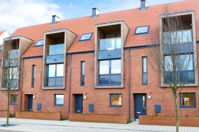 "Thumbnail Terraced house for sale in ""Snowdrop"" at Derwent Way, York"