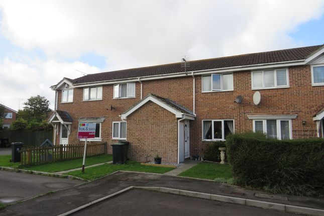 Thumbnail Terraced house for sale in Clyffe View, Crossways, Dorchester