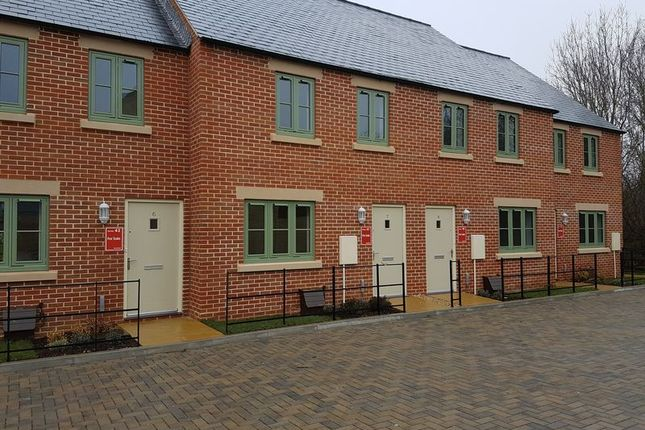 Thumbnail Terraced house for sale in Pembrook Park, Cirencester, Gloucestershire.